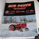 RED POWER IH & Farmall Enthusiasts Collectors Magazine january february 1998