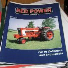 RED POWER IH & Farmall Enthusiasts Collectors Magazine march april 2001