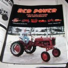 RED POWER IH & Farmall Enthusiasts Collectors Magazine january february 1997