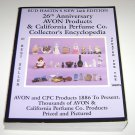 Bud Hastin's New 14th ed 26th Anniversary AVON Products California Perfume Encyc
