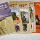 Lot of 6 Hart-Parr Oliver Collector Magazines