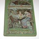 100 Hundert kleine Geschichten Amalie Schoppe German HC Vintage Book
