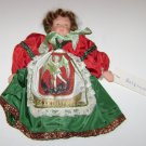 "Vintage Belgium Doll Bruxelles Brussels Coat of Arms ""Archangel Michael """