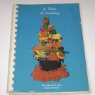 College of St Mary Omaha Nebraska Cookbook 1960's