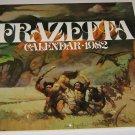 Frazetta Calendar 1982 Frank Frazetta Fantasy Art Prints