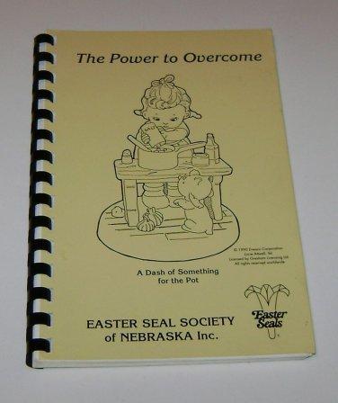 Easter Seals of Nebraska Cookbook 1990