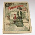 Sunbeams Stories for Children Augsburg Pub Mrs T.H Dahl 1909