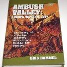 Ambush Valley by Eric Hammel (1990, Hardcover)