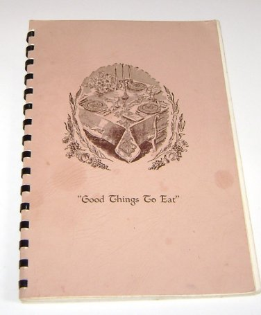 Boy Scouts Buffalo Patrol Franklin Nebraska Cookbook