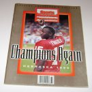 "Sports Illustrated Collectors Ed 1995  ""Champions Again"" Nebraska Huskers"