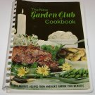 New Garden Club Cookbook 900 Recipes 1970