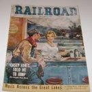Railroad Magazine Nov 1954
