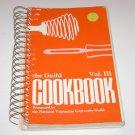 National Valparaiso University Guild Cookbook Vol III 1984