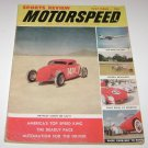 1957 SPORTS REVIEW MAGAZINE MOTORSPEED ISSUE