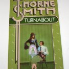 Turnabout by Thorne Smith (1980, Paperback)