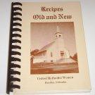 United Methodist Cookbook Hendley Nebraska 1984