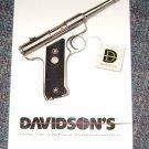 Davidson's Firearms Distributors Catalog 1991
