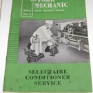 """1955 Ford Mechanic No 3 Feb """"Selectaire Conditioning Service """" Forum"""