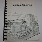 Cookies Cookbook Nebraska Retired Teachers LARTA Lincoln Ne 1977