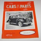May 1969 Cars & Parts Vintage Magazine - 1936 Pontiac Six