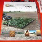 Farm Implement Brochure - Kent - Great Plains - Conservation Tillage 2001