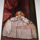 F.A Owens Print Art Infant Maria Theresa by Velasquez