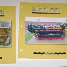 (2) Antique Caterpillar Machinery Owners Club Magazines 2004