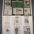 EXTRA Presidents Facts Fallacies & Foibles 31 Historical News Headlines1800 1998