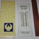 Oak Valley Lumber Thermometer Valparaiso Nebraska