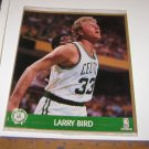 "NBA Hoops Action Photos Team Sets ""Larry Bird"" sealed"