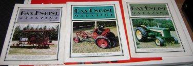 3 Gas Engine Magazines nov 1989 sept 1986 april 1987