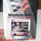 Western Auto Darrell Waltrip No 17 Nascar Die Cast Chevy 1992