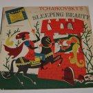 "Childrens ""CRG"" Tchaikovsky's Sleeping Beauty Vinyl Record Set"