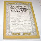 The National Geographic Magazine May 1929