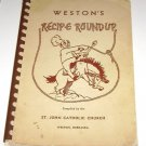 St Johns Catholic Church Cookbook 1956