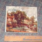"Vintage Art Print ""The Hay Wain"" John Constable"