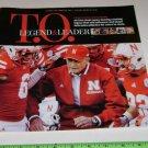 Tribute TO Tom Osborne  Lincoln Journal Star Magazine Insert 2012