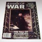"""Annals of War Mag Grant at Vicksburg Saipan-Tinian """"Assegai"""" Zulu vs British"""