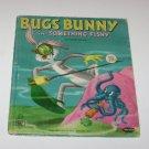 "Bugs Bunny ""Something Fishy"" Whitman 1955"