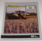 Caterpillar Challenger 35 & 45 Agricultural Tractors Dealer Brochure