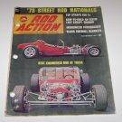 Dell Rod Action Magazine Nov 1973  vol 2 no 11