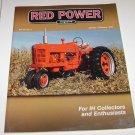 RED POWER IH & Farmall Enthusiasts Magazine january february 2010