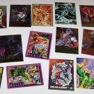 Super Heroe Trading Cards Marvel & Continuity