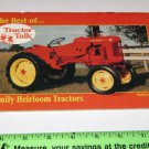 1996 Book The Best of Tractor Talk Family Heirloom First in Series