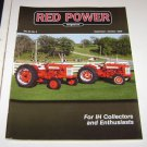 RED POWER IH & Farmall Enthusiasts Magazine september october 2009