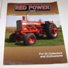 RED POWER IH & Farmall Enthusiasts Magazine november december 2008