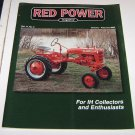 RED POWER IH & Farmall Enthusiasts Magazine january february 2003