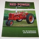 RED POWER IH & Farmall Enthusiasts Magazine march april 2008