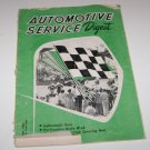 AUTOMOTIVE SERVICE Digest May 1955 Indianapolis 500 Cooling Systems
