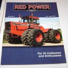 RED POWER IH & Farmall Enthusiasts Magazine july august 2005